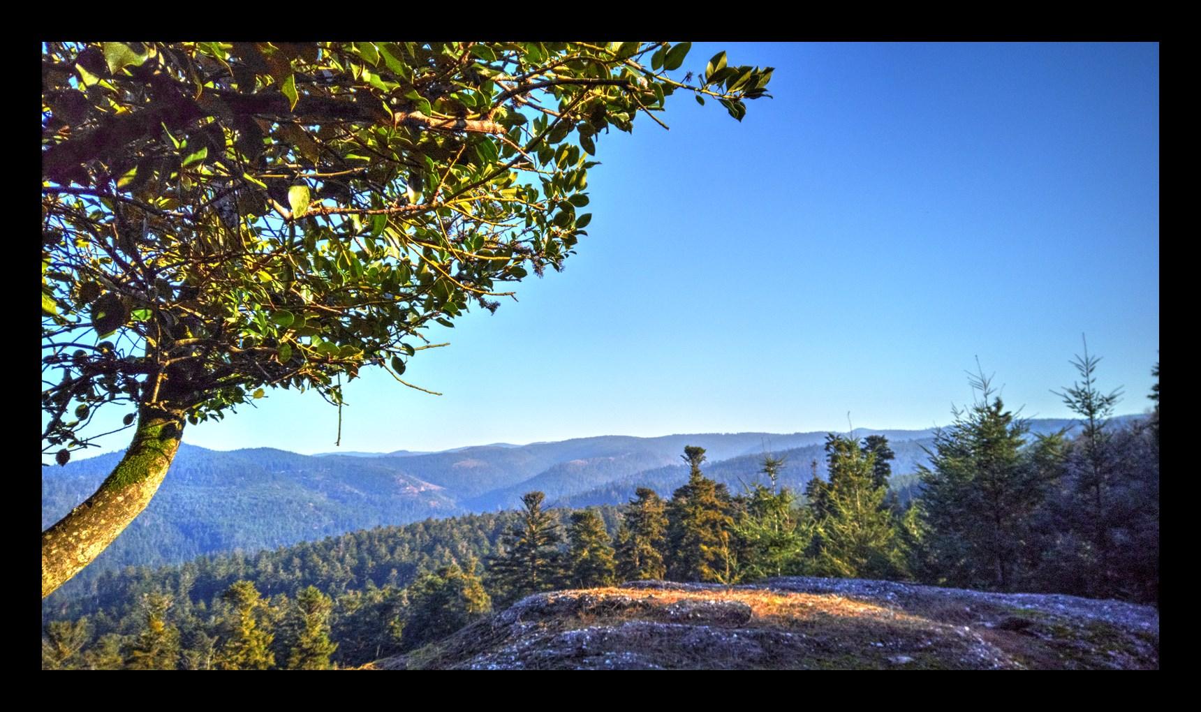 La Fourchue Eau – Col de la Charaille