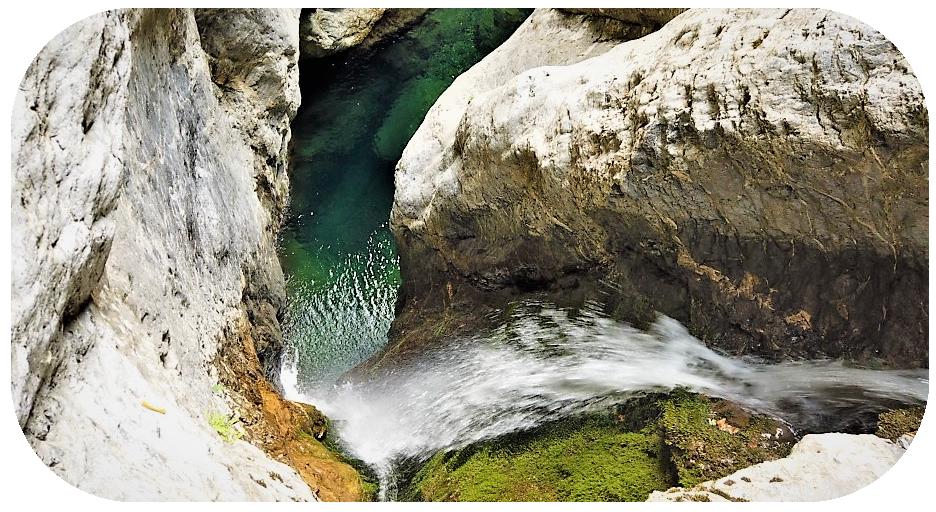 Canyon de la Bendola