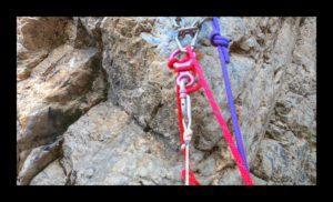 dispositif de rappel de la corde